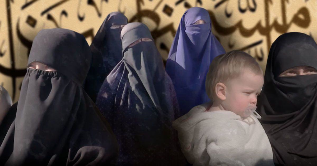 """""""Жены ИГИЛ"""": матери украинок, содержащихся в лагере-тюрьме в Сирии, просят вернуть дочерей"""