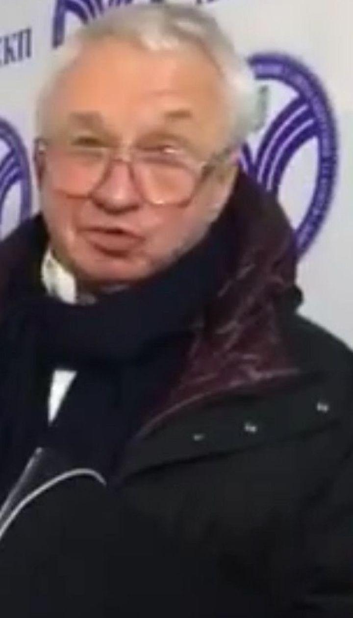 Нардеп Кучеренко прокоментував заяву, яку написав на колегу з парламенту