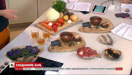 """Євген Клопотенко презентував свій новий проєкт """"Борщ. Секретний інгредієнт"""" у студії """"Сніданку"""""""