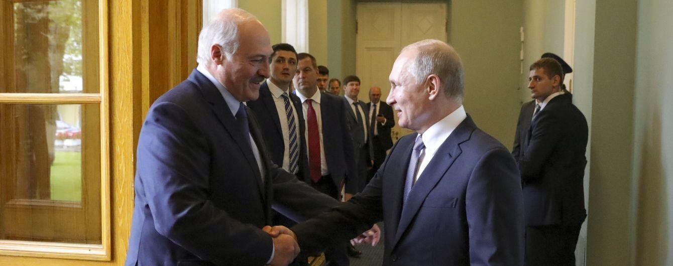 """""""Кашку зранку їли?"""": Лукашенко і Путін проводять ключову зустріч в Сочі"""