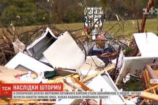 Зруйновані будинки та вирвані дерева: потужний шторм із торнадо промчався Америкою