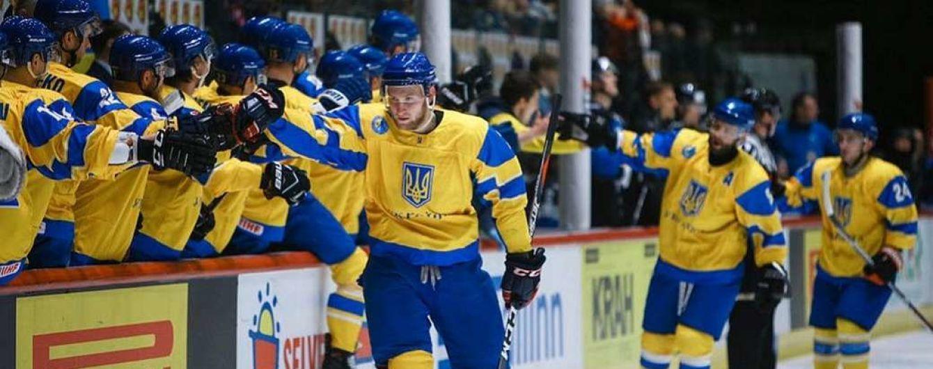 Збірна України з хокею розгромно програла Польщі та втратила шанси вийти на Олімпійські ігри-2022