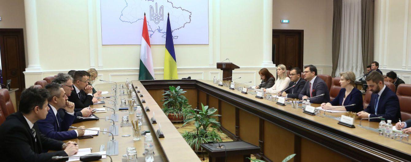 Україна та Угорщина вперше за сім років проведуть засідання міжурядової комісії. Після неї можлива зустріч Зеленського та Орбана