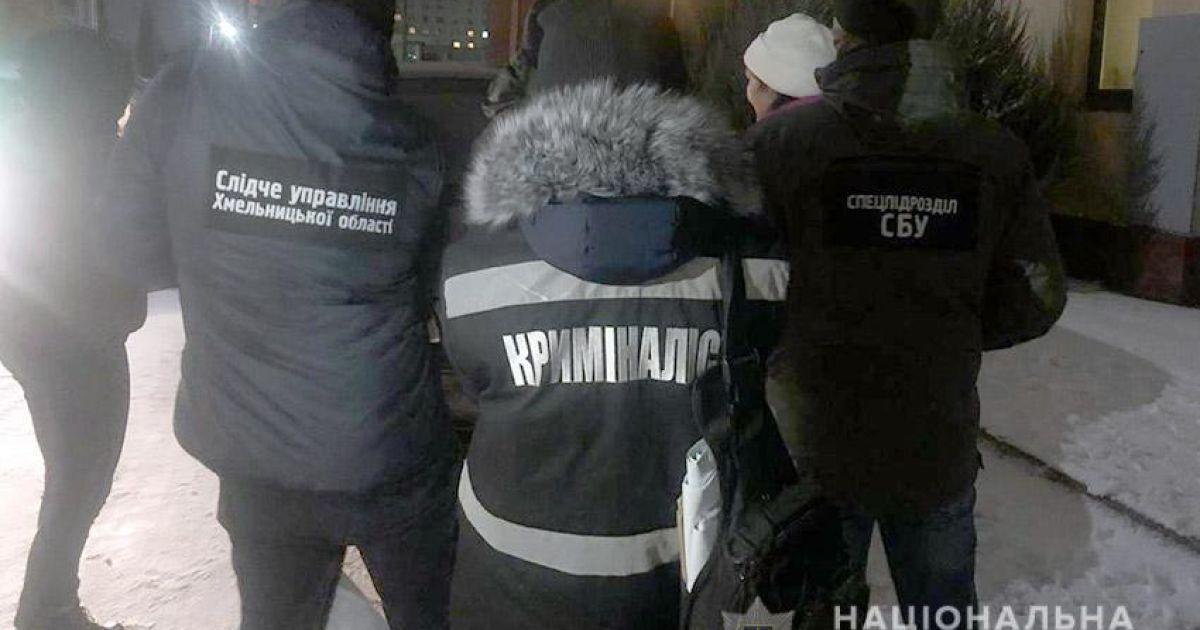 @ Національна поліція Хмельницької області