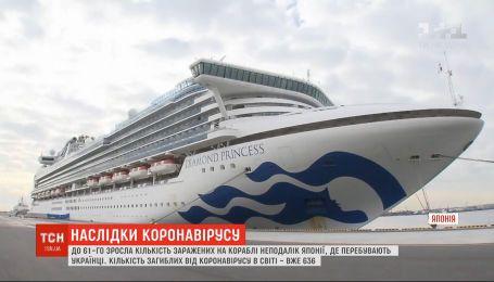Паніки немає: українець розповів, що відбувається на круїзному лайнері, де виявили коронавірус