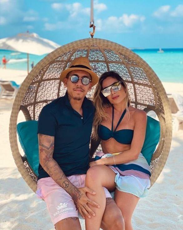 Фірміно з дружиною