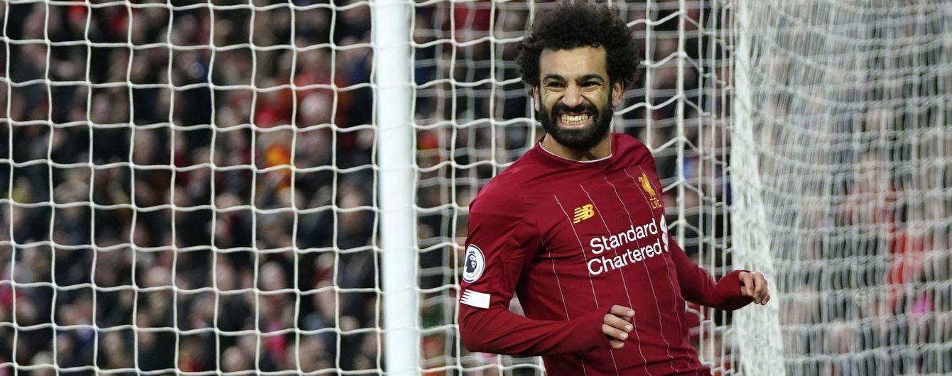 """Звезда """"Ливерпуля"""" Салах вернулся из отпуска, в котором не был"""