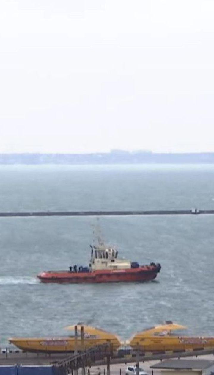 Экипажи всех международных судов, заходящих в Одесский порт, проверяют на коронавирус