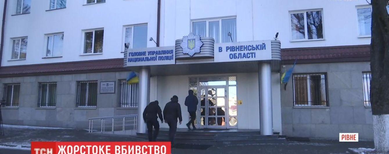 У Рівненській області колишні в'язні вчинили розбій: дві людини загинули і дві опинилися у лікарні