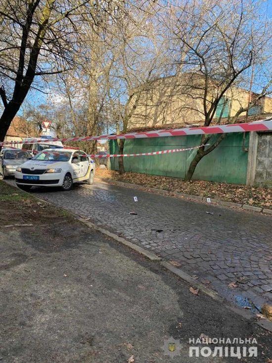 Стрілянина у Мукачеві. До пошуку причетних направлено Нацгвардію і спецпризначенців