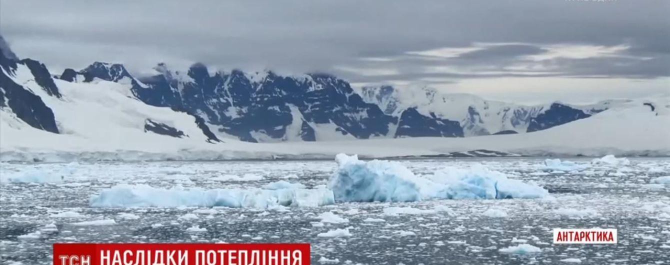 Температура в Антарктиді встановила рекорд: зафіксовано +18,3 градуса