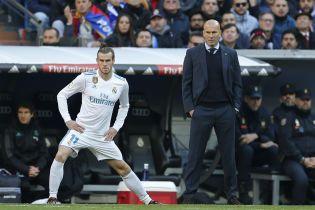 Зідан невдоволений роботою Бейла на тренуваннях - Marca