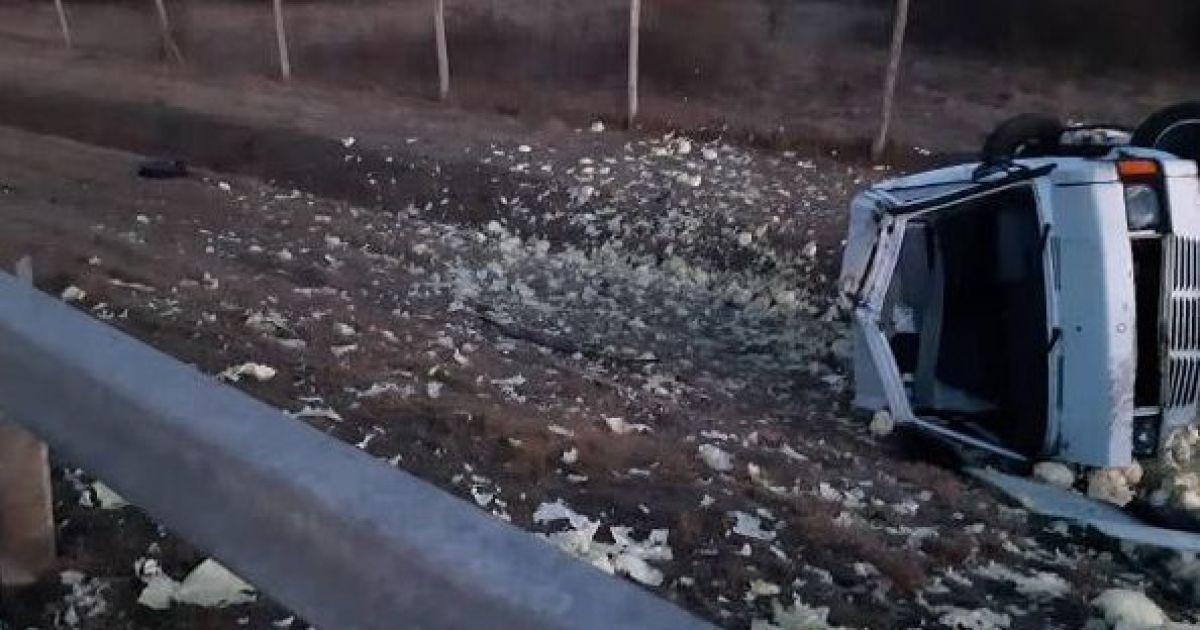 Фото с места аварии @ bpiautosok.hu