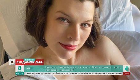 Каким был путь к звездам актрисы Милы Йовович и о какой роли она мечтает сейчас