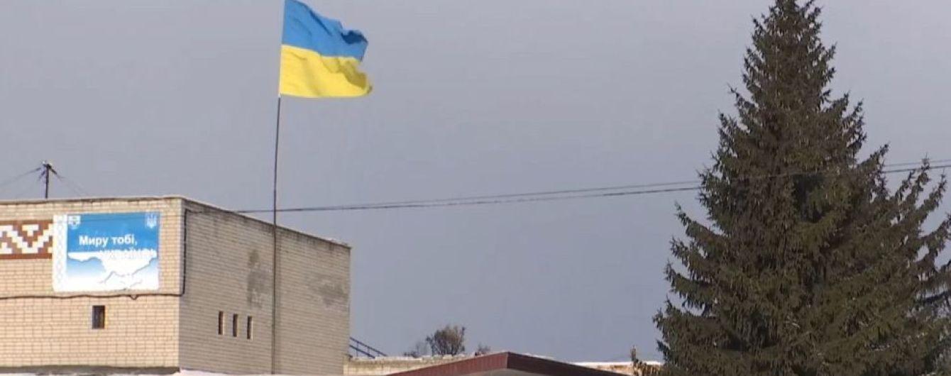Луганчани із фронтових зон хочуть миру і допомоги України