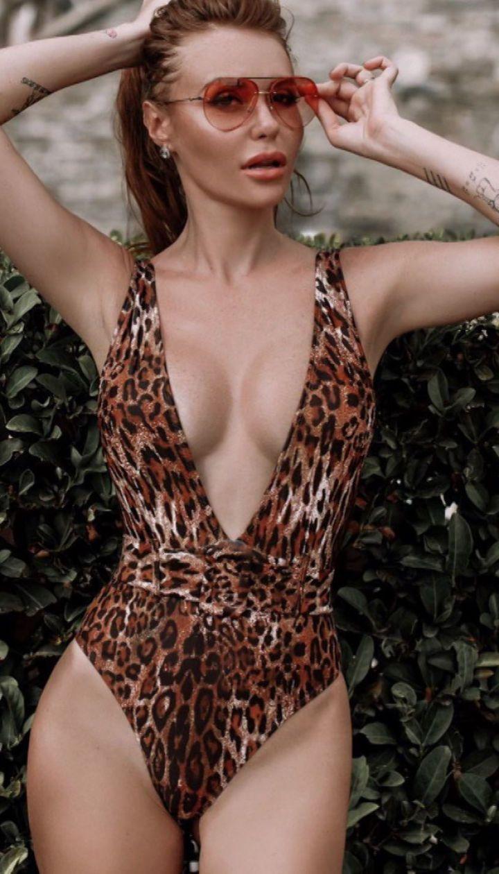 Слава Каминская рассказала, что делала на Бали вместе с актером Вишняковым