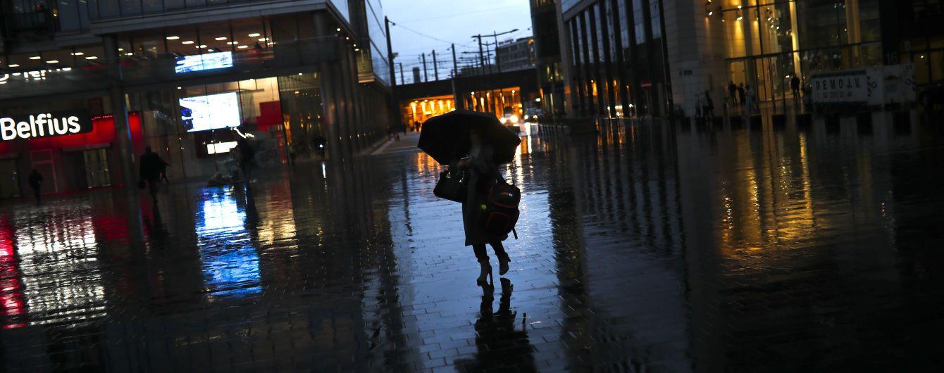 На Європу насуваються потужні буревії. У зоні небезпеки - Бельгія та Німеччина