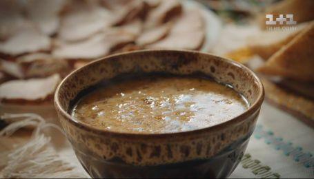 Таємниці приготування гуцульського борщу — Борщ. Секретний інгредієнт