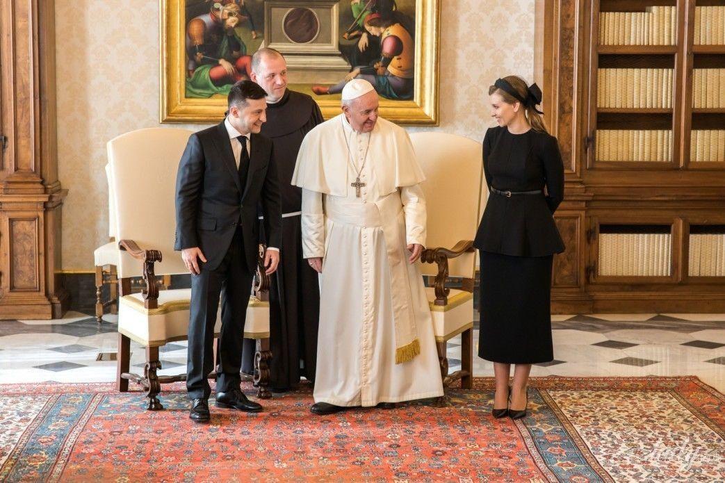 Результат пошуку зображень за запитом до Риму на зустріч з Папою Римським