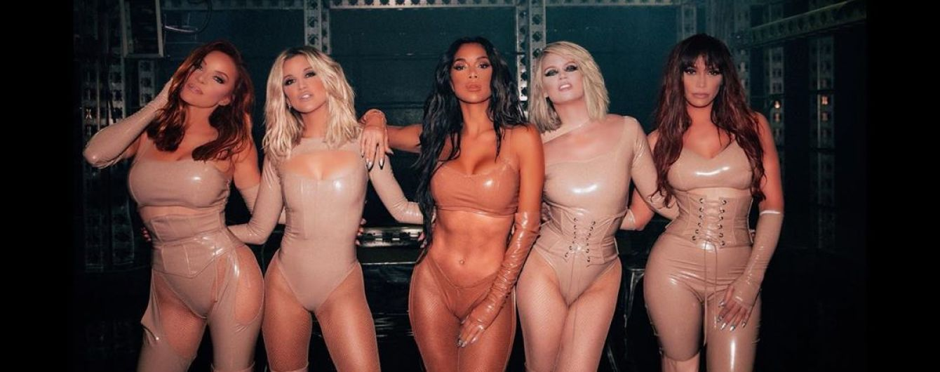 Звабливі The Pussycat Dolls у латексі випустили перший кліп після 10-річної перерви