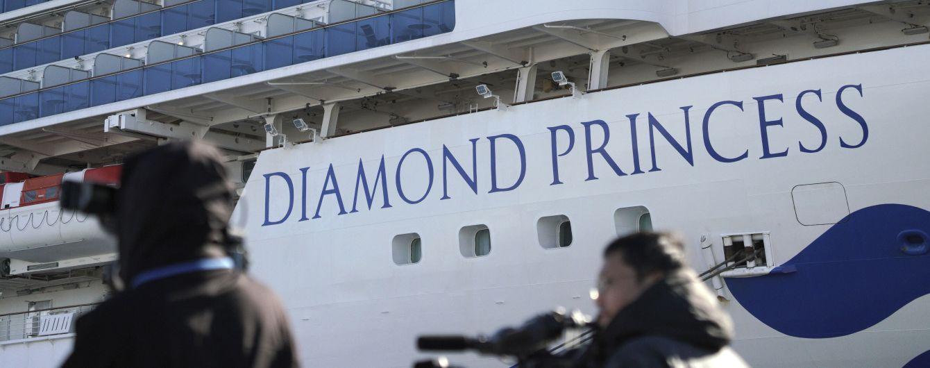У МЗС підтвердили інфікування коронавірусом українця на борту круїзного лайнера