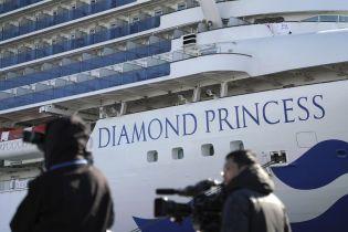 Українка, яка заразилась коронавірусом на круїзному лайнері Diamond Princess, одужала