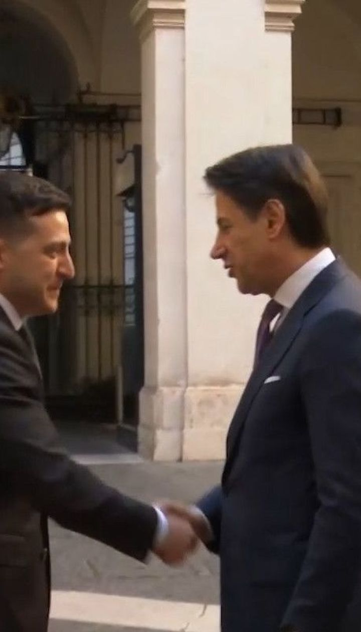 Зеленский обсудил судьбу Виталия Маркива с итальянским премьер-министром