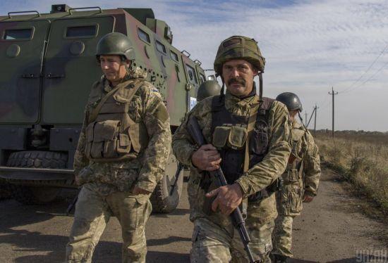 Міністр оборони України назвав нові точки для розведення військ на Донбасі