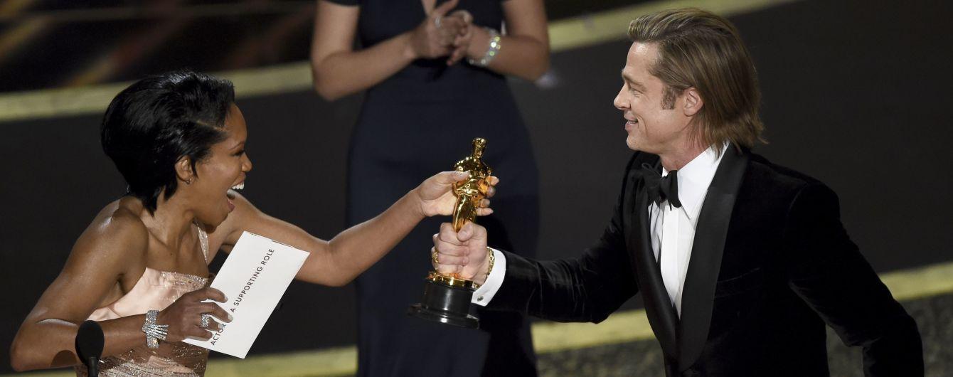 """""""Оскар-2020"""": найкращим актором другого плану став Бред Пітт"""