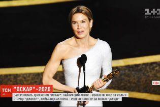 """В Лос-Анджелесе завершилась церемония """"Оскар"""""""