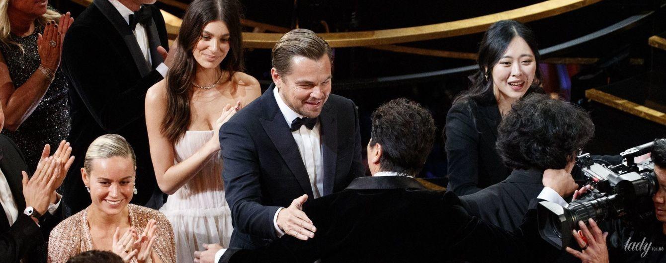"Променял маму на подругу: Леонардо Ди Каприо появился на ""Оскаре"" с Камилой Морроне"