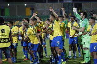"""Збірна Бразилії з футболістами """"Шахтаря"""" кваліфікувалася на Олімпійські ігри-2020, перемігши Аргентину"""