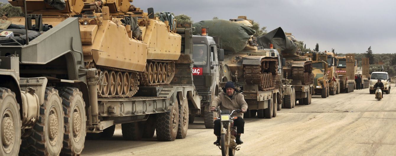 Кривава битва за Ідліб. Чому Туреччина пішла в наступ проти сил Асада і Кремля