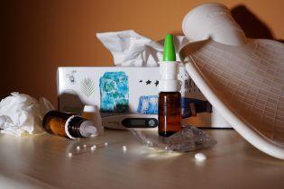 У Києві стрімко зросла захворюваність на грип і ГРВІ