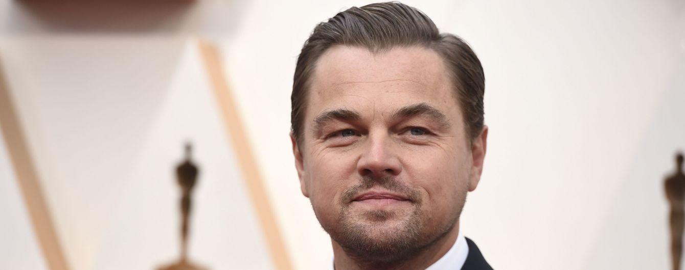 """Леонардо Ді Капріо вперше за 15 років прийшов на """"Оскар"""" із коханою"""