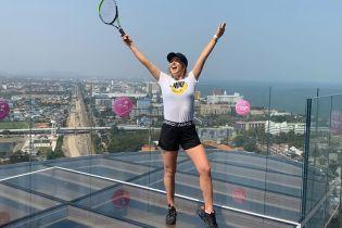 Світоліна успішно стартувала в одиночному розряді на турнірі в Хуахіні