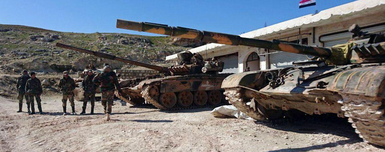 Війна за Ідліб. Турецькі військові загинули під час обстрілів з боку військ Асада