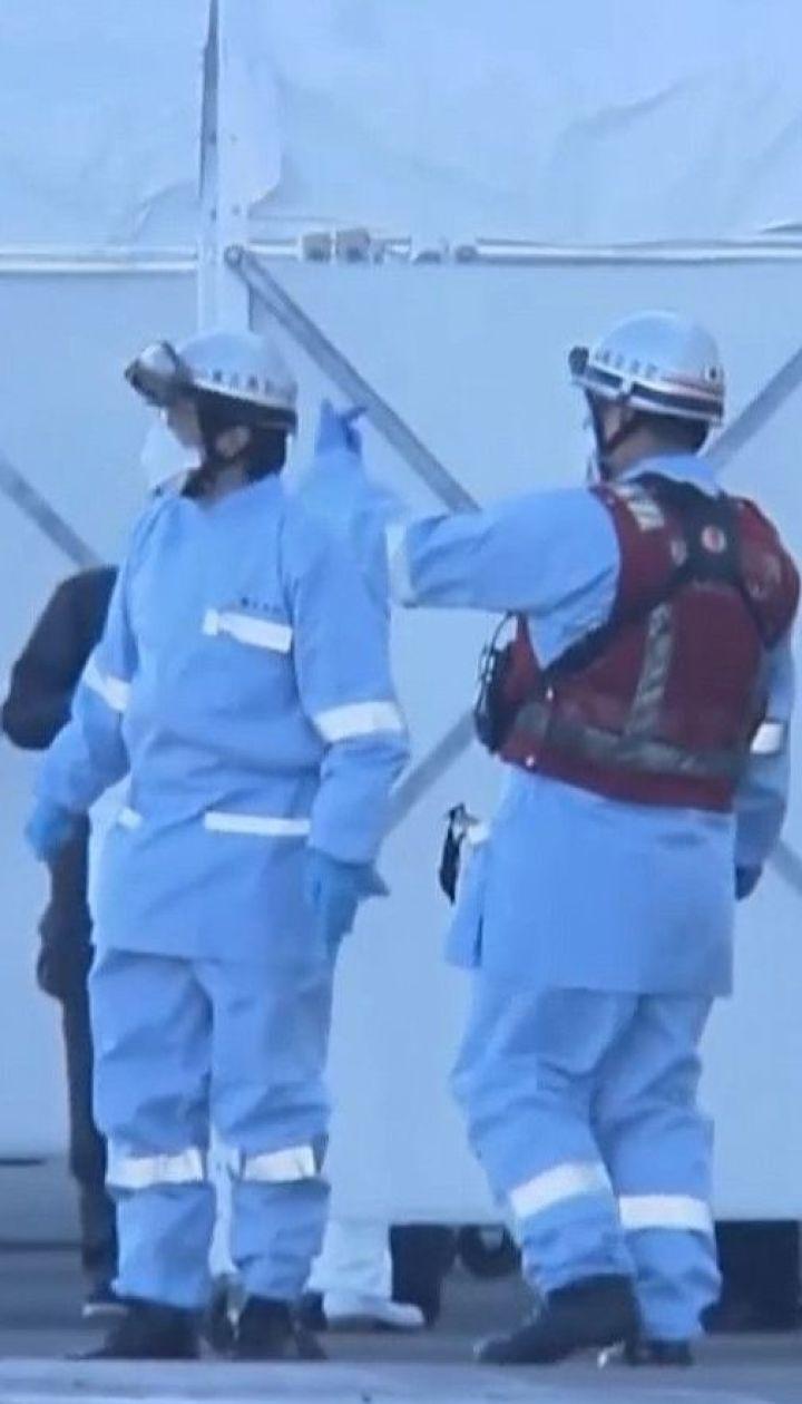 Коронавірус зафіксували уже в двох українців, які є членами екіпажу лайнера Diamond Princess