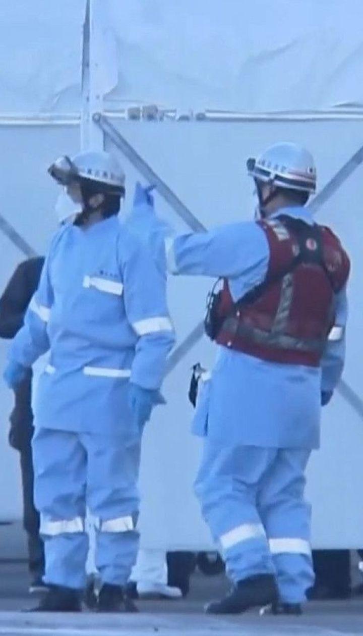 Коронавирус зафиксировали уже у двух украинцев, которые являются членами экипажа лайнера Diamond Princess