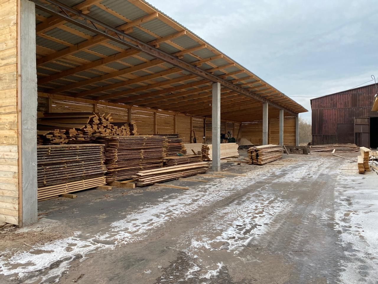 дрова, лісосировина