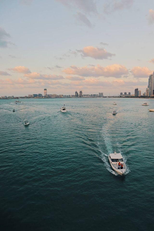 Дубай, для блогів