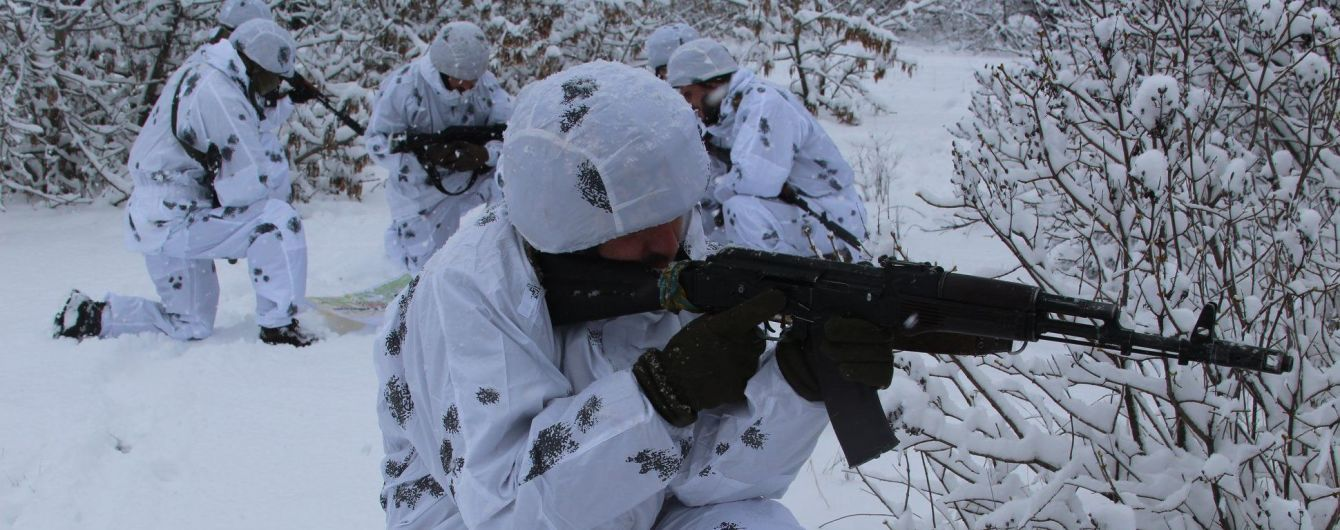 Новий тиждень розпочався без втрат серед українських бійців. Ситуація на Донбасі