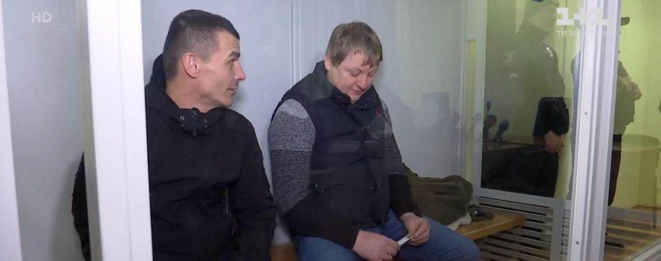 Стрельба в Мукачево: суд избрал меру пресечения двум подозреваемым