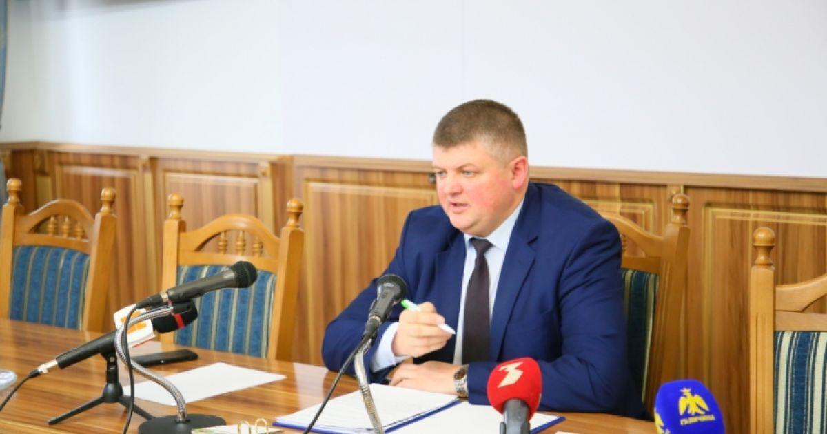 Президент назначил временного главу Ивано-Франковской ОГА