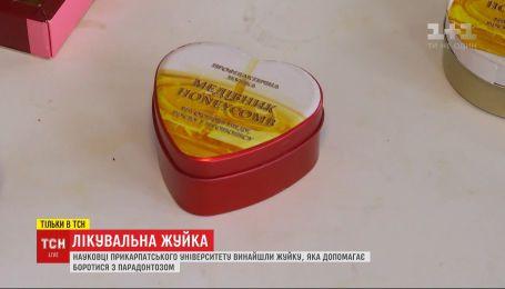 Науковці Прикарпатського університету винайшли жуйку, яка допомагає боротись із хворобою ясен