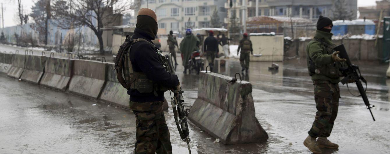 У Кабулі смертник влаштував вибух біля військової академії: є загиблі