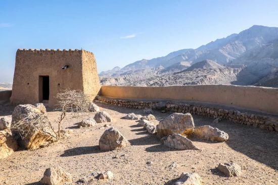 В ОАЕ для туристів відкриють історичний форт XVIII століття