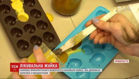 Жвачка от пародонтоза: на Прикарпатье изобрели средство, которое помогает бороться с болезнью десен