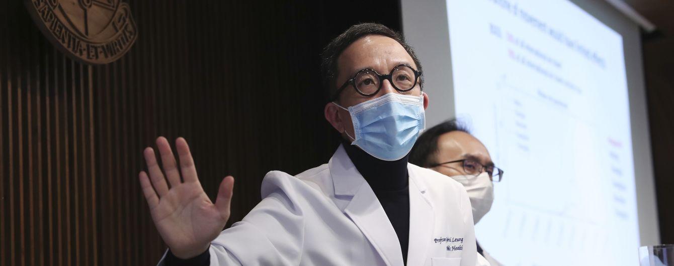 Коронавирус может поразить 60% населения мира – эпидемиолог