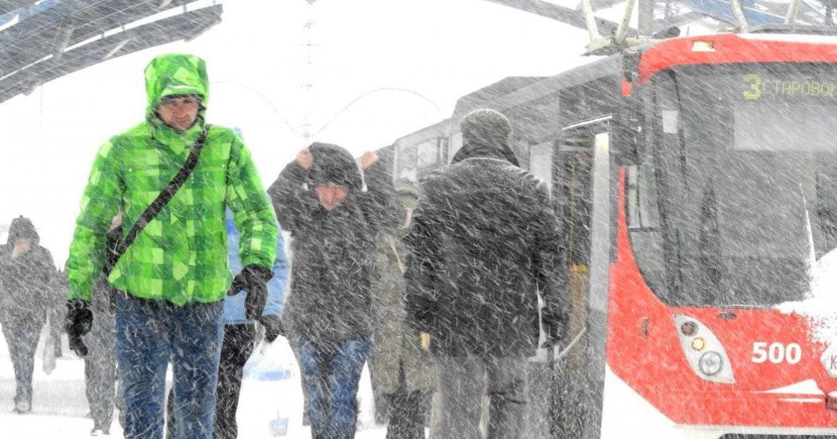 Зима возвращается. Синоптики прогнозируют метели и усиление морозов